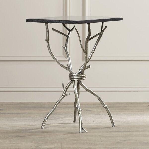 Tamara Figurine End Table by Willa Arlo Interiors Willa Arlo Interiors
