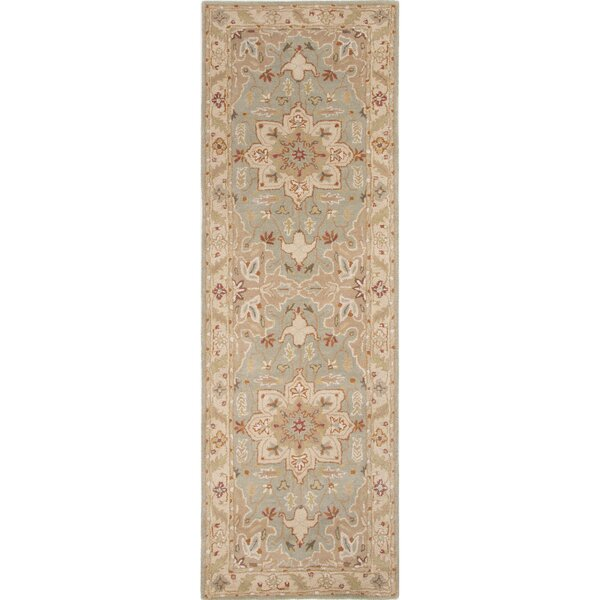 Alisa Blue and Ivory Rug by Birch Lane™