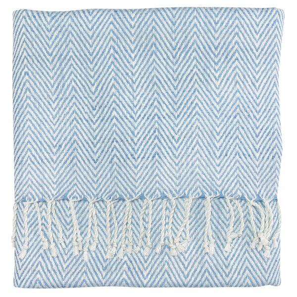 Staccato Silk Throw by CompanyC