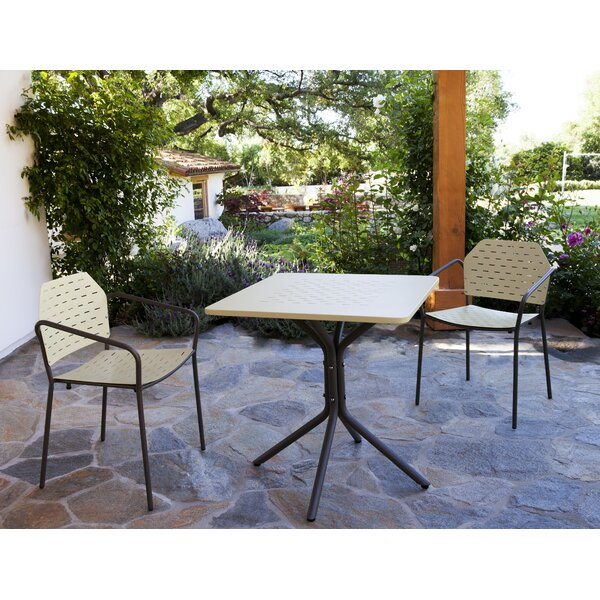 Fling 3 Piece Dining Set by Les Jardins