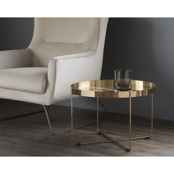 Donelson End Table by Everly Quinn