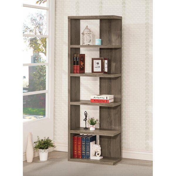 Ellerkamp Standard Bookcase By Wrought Studio