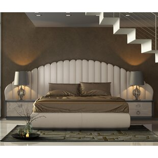Knorr Panel 3 Piece Bedroom Set By Everly Quinn