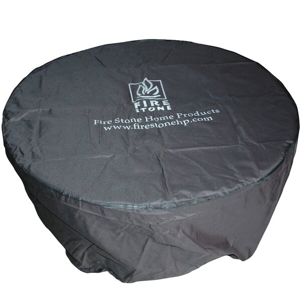 Round Vinyl Cover for Tripod Crystal Fire by The Outdoor GreatRoom Company
