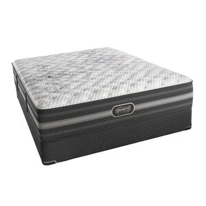 Simmons Beautyrest Beautyrest Black Memory Foam Low Profile 12.5
