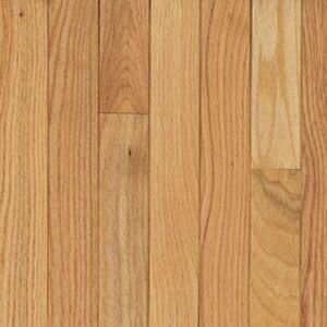 Waltham 3-1/4 Solid Oak Hardwood Flooring in Natural by Armstrong Flooring