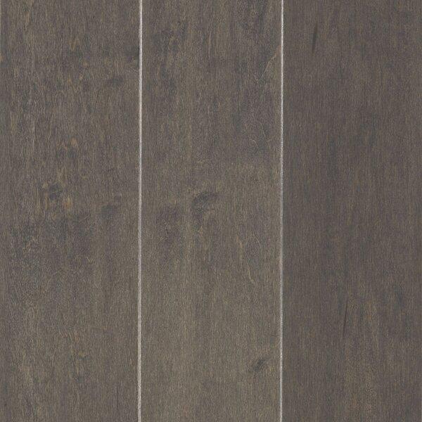 Stately Manor 5 Engineered Maple Hardwood Flooring in Onyx by Mohawk Flooring