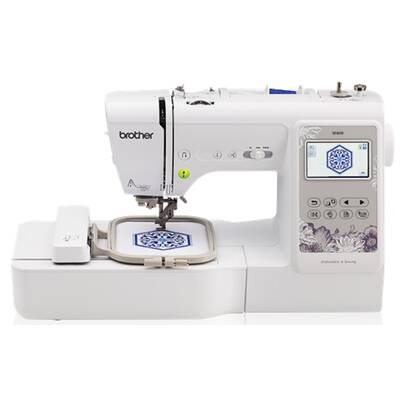 Combo Embroidery Computerized Electronic Sewing Machine