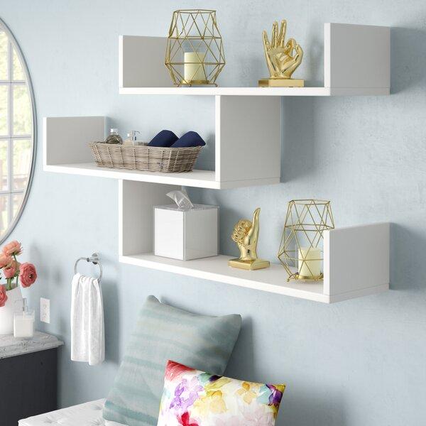 Mckenny Modern Wall Shelf by Ivy Bronx