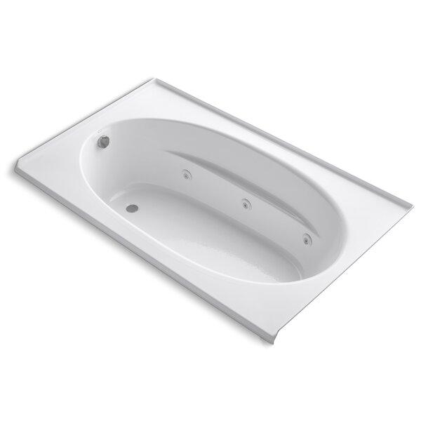 Windward Alcove 72 x 42 Whirpool Bathtub by Kohler