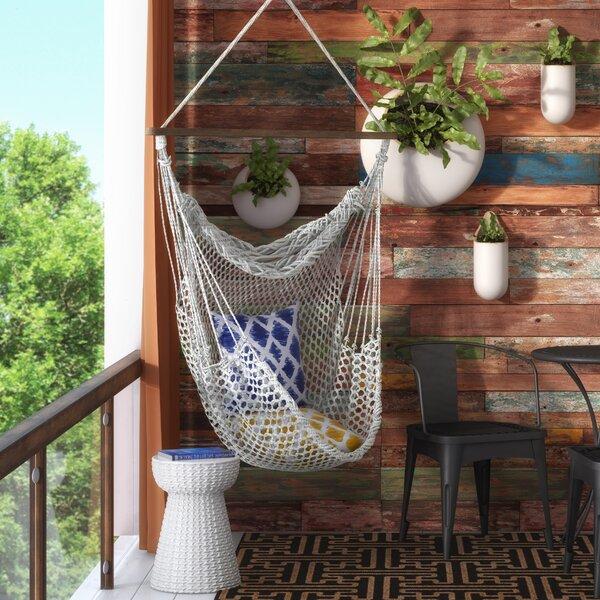Hawkins Cotton Rope Chair Hammock by Mistana