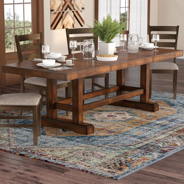 Ellington Bar Height Dining Table by Millwood Pines Millwood Pines