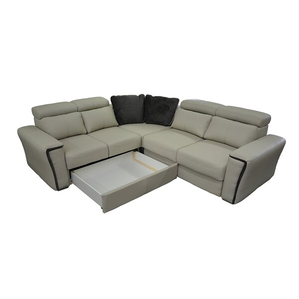 Cheshire Sleeper Sectional By Latitude Run