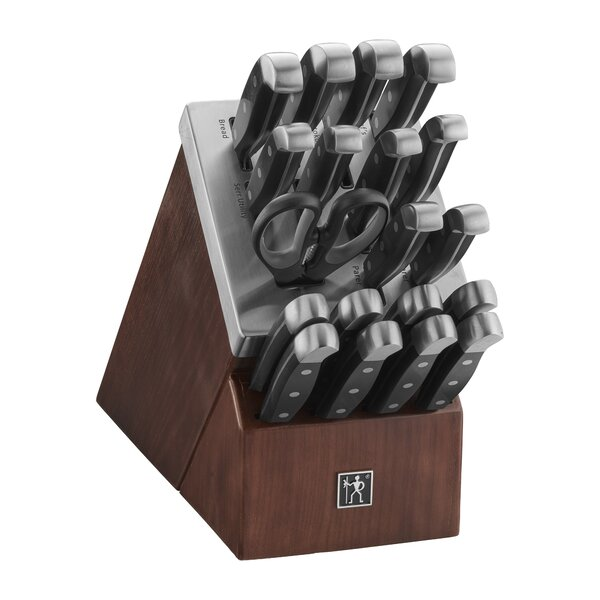 Statement 20 Piece Knife Block Set by J.A. Henckels International