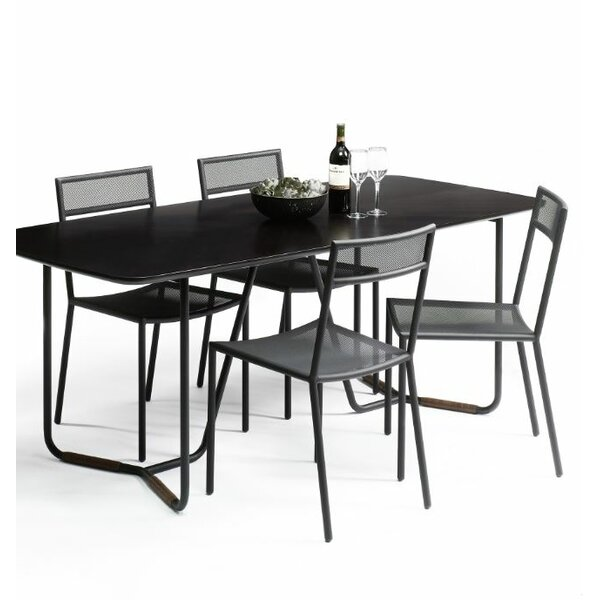 Audet 5 Piece Dining Set by Ivy Bronx