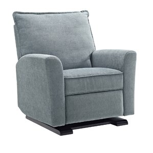 Suzette Manual Rocker Recliner by Viv + Rae