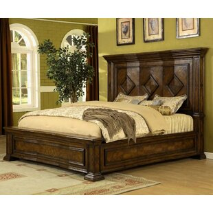 Verona King Panel Bed by Eastern Legends