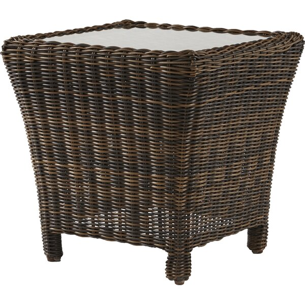 Spring Street Side Table by Bay Isle Home