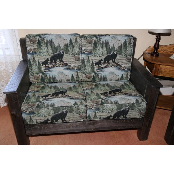Bechtold Loveseat by Millwood Pines Millwood Pines