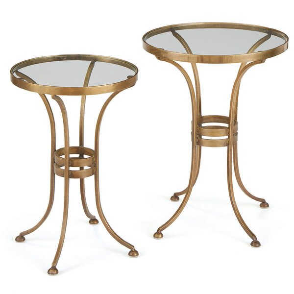 Stonehill 2 Piece End Table Set by Mercer41