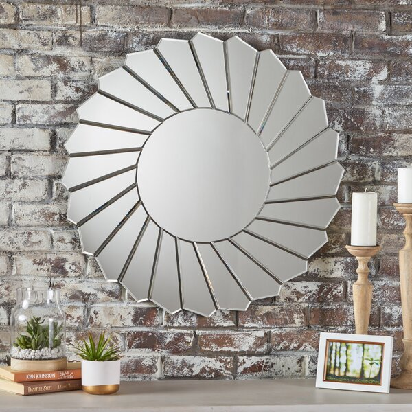 Yoni Wall Mirror by Everly Quinn