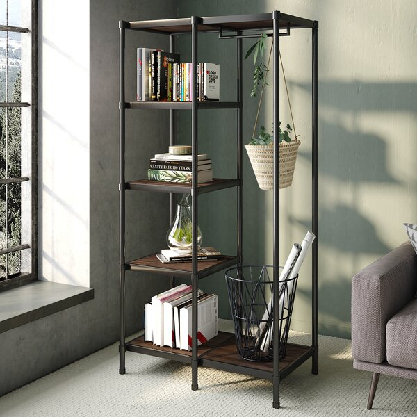 Etagere Bookcase By Zinus