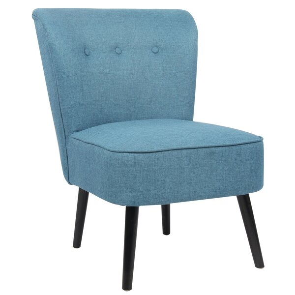 Teresa Slipper Chair by Porthos Home