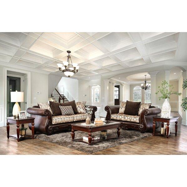 Dolliver Configurable Living Room Set by Astoria Grand