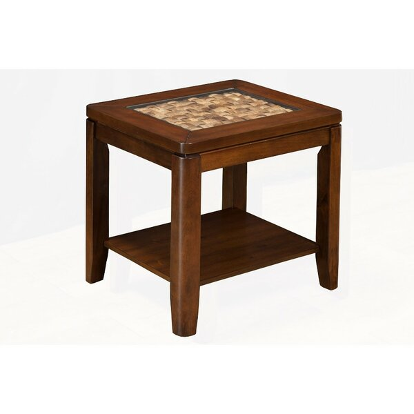 Strasser End Table By Bay Isle Home