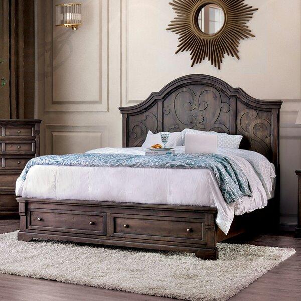 Bluxome Storage Platform Bed by Canora Grey