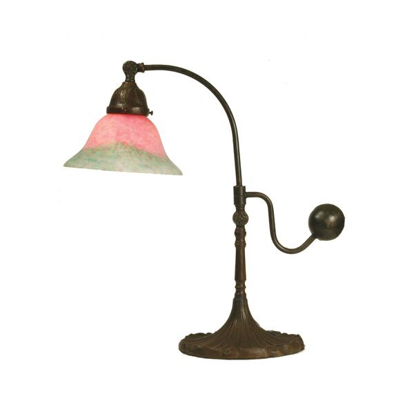 Victorian 19 Arched Table Lamp by Meyda Tiffany