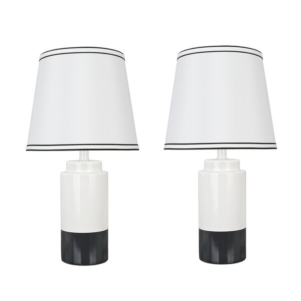 Harjo 19 Table Lamp (Set of 2) by Ebern Designs