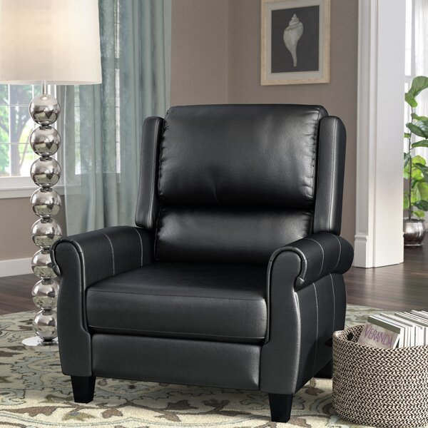 Lofton Manual Recliner by Three Posts