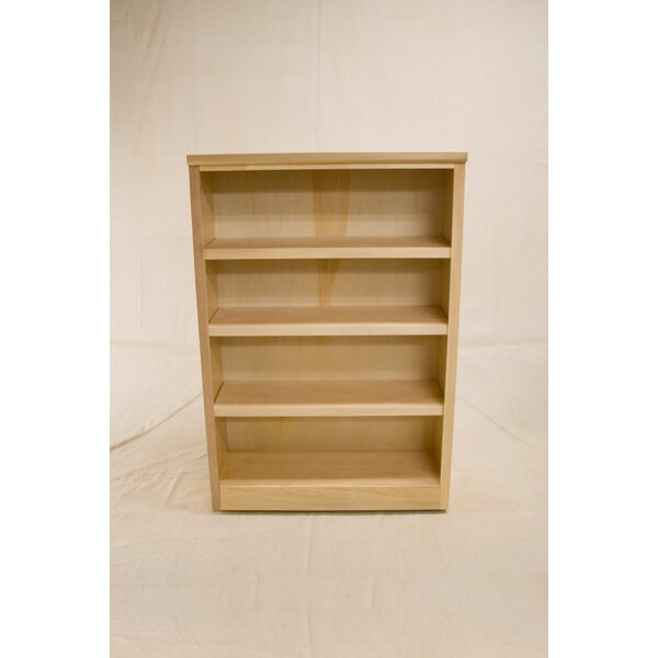 Currin Urban Maple Standard Bookcase By Darby Home Co
