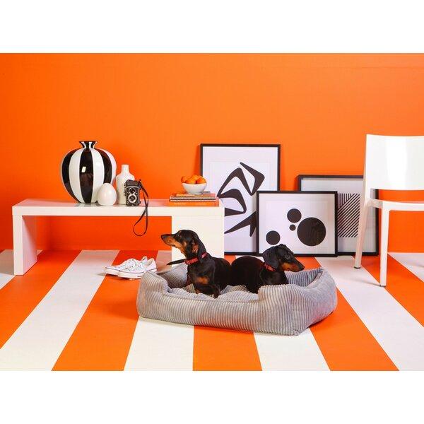 Dove Lounge Bolster Dog Bolster by Jax & Bones