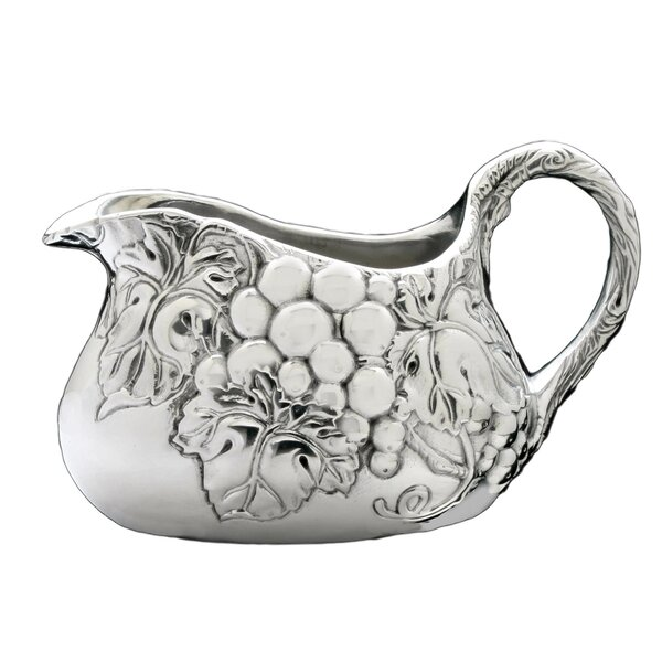 Grape Gravy Boat by Arthur Court Designs