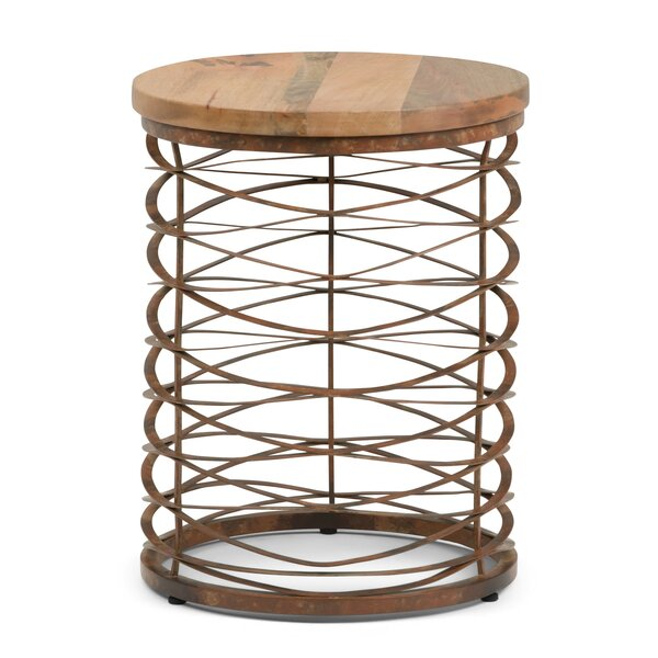 Maggie End Table By Union Rustic