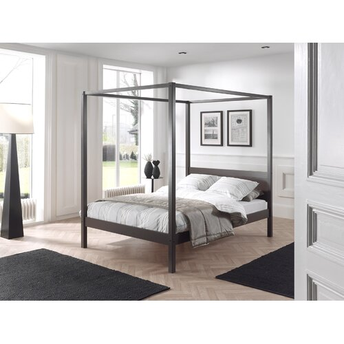 Edmonds European Single Four Poster Bed Isabelle and Max Bed
