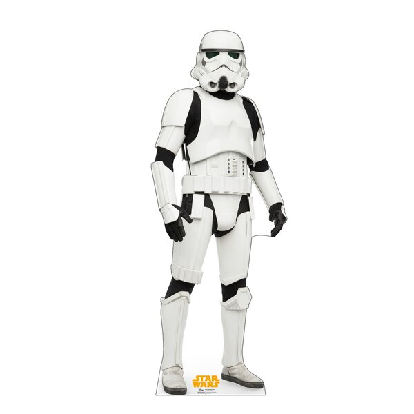 Stormtrooper™ Star Wars Han Solo Movie Standup by Advanced Graphics