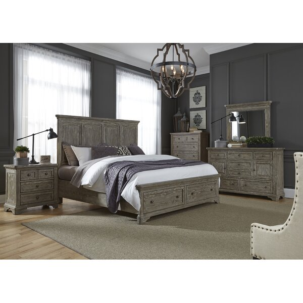 Barkell Platform Configurable Bedroom Set by Darby Home Co