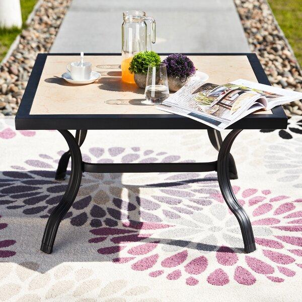 Rozek Stone/Concrete Coffee Table By Red Barrel Studio