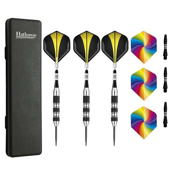 Tempest Dart Set (Set of 3) by Hathaway GamesTempest Dart Set (Set of 3) by Hathaway Games