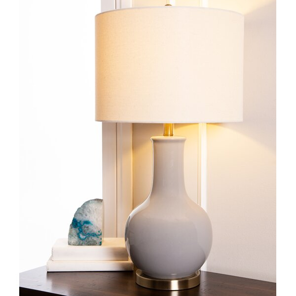 Patroclus Maybury 29.5 Table Lamp by Mercury Row