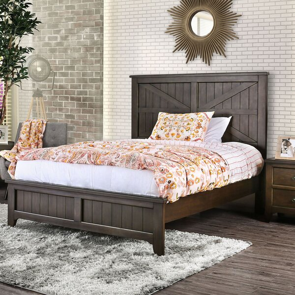 Fairplay Standard Bed by Gracie Oaks
