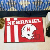 NCAA University of Nebraska Starter Mat by FANMATS