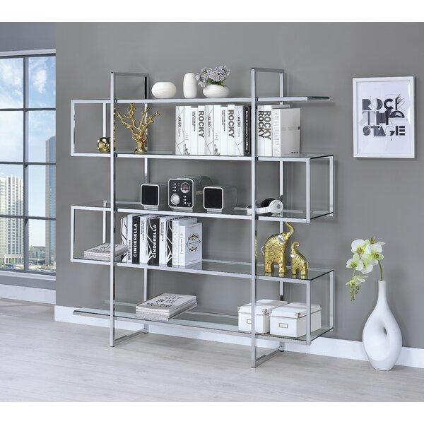 Laguerre Etagere Bookcase by Orren Ellis