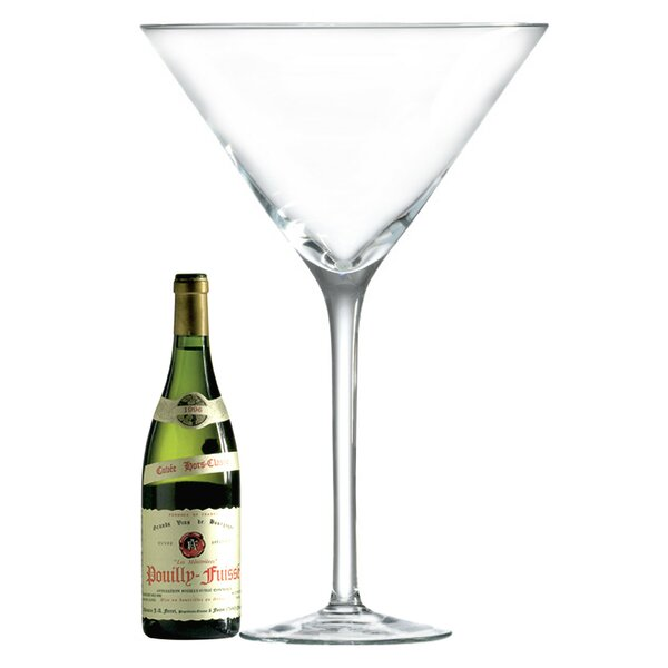 Essential Accessories 224 oz. Crystal Cocktail Glass by Ravenscroft Crystal