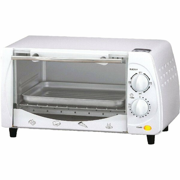 4 Slice Toaster Oven by Brentwood Appliances