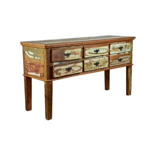 Gess Console Table by Bloomsbury Market