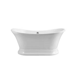 Superbe 4 Foot Bathtub | Wayfair